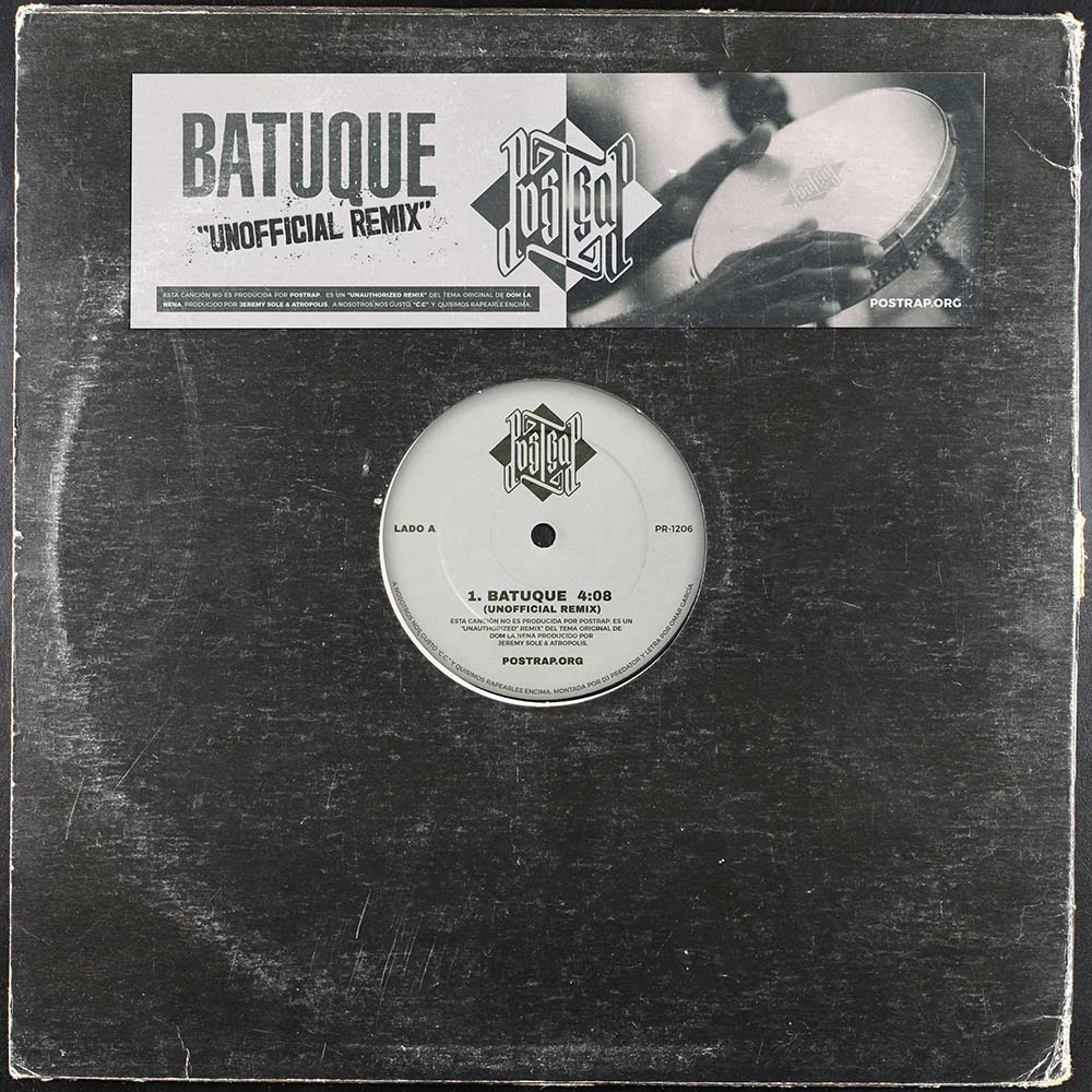 """BATUQUE"" Unofficial Remix [stream+download]"